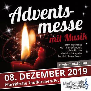 Adventsmesse mit Musik