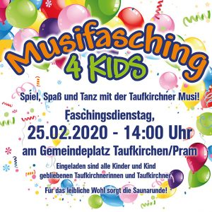 Musifasching 4 Kids
