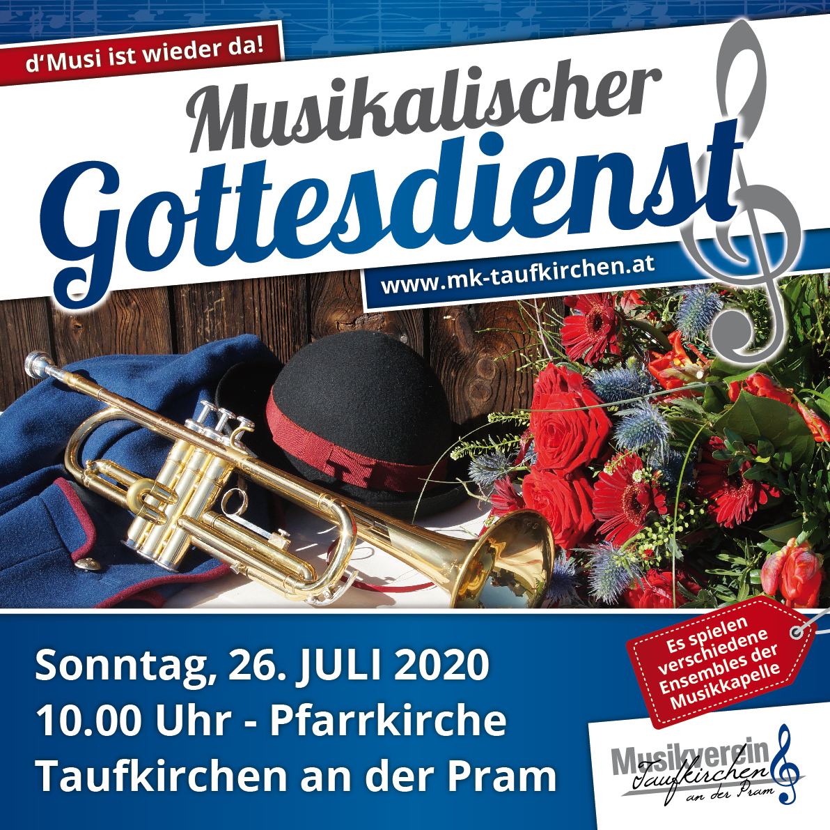 You are currently viewing Musikalischer Gottesdienst
