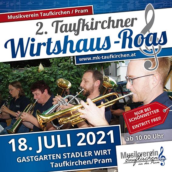 2. Taufkirchner Wirtshaus-Roas