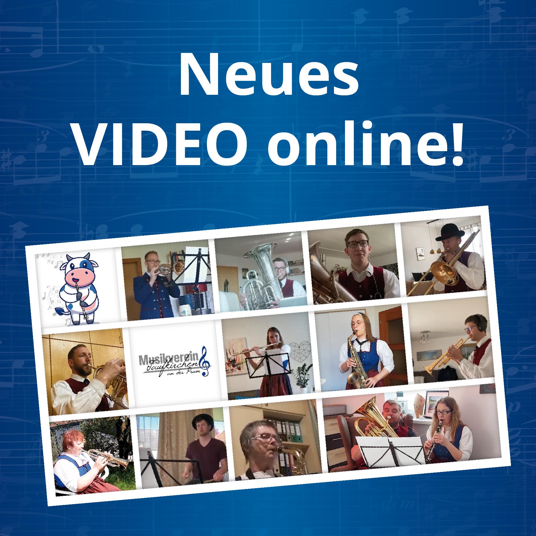 You are currently viewing Heidrun-Polka  |  Der Musikverein Taufkirchen an der Pram im Home Office